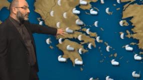 Καιρός: Tι λέει ο Σάκης Αρναούτογλου για την επερχόμενη ψυχρή εισβολή (video)