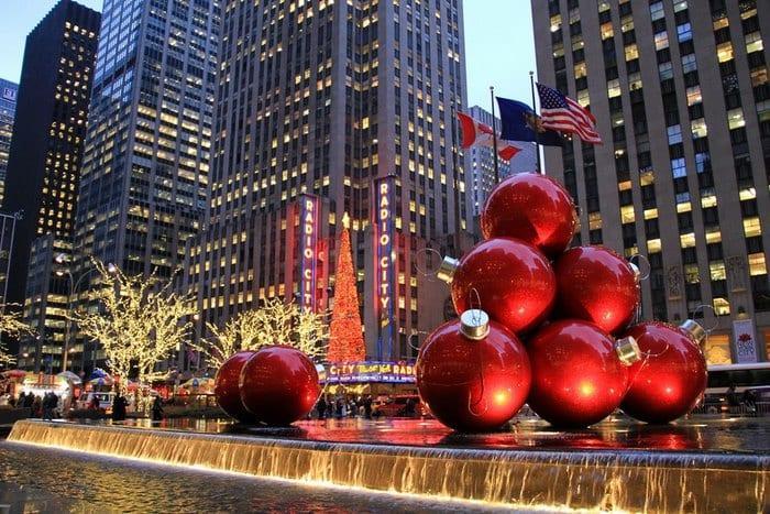 19+1 φωτογραφίες που Αποδεικνύουν ότι τα Χριστούγεννα στη Νέα Υόρκη είναι απλά… Μαγικά