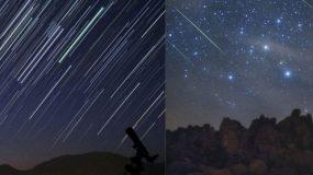 Φθινοπωρινά πεφταστέρια – Το βράδυ του Σαββάτου θα βρέξει αστέρια
