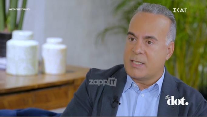 Ο Φώτης Σεργουλόπουλος αποκαλύπτει τι συνέβη και χώρισαν οι δρόμοι τους με την Μαρία Μπακοδήμου!