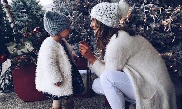 «Μαμά… Να είσαι εκεί όταν αγαπά η κόρη σου, να είσαι εκεί όταν πονά και όταν αποτυγχάνει»