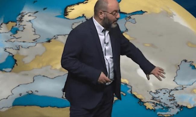 Τα τελευταία στοιχεία για την επερχόμενη ψυχρή εισβολή! Η ανάλυση του Σάκη Αρναούτογλου (Video)