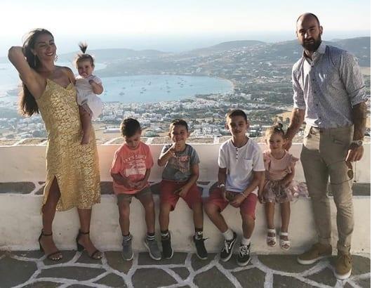 Ολυμπία Χοψονίδου: Η ζωή με 5 παιδιά στο σπίτι και τα αμέτρητα παιχνίδια!