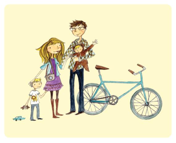 Τι σημαίνει να ανήκεις σε μια αγαπημένη οικογένεια