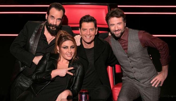 Έρχεται το «The Voice: Celebrity Edition» – Αυτός είναι ο πρώτος Διάσημος που πιάνει το μικρόφωνο