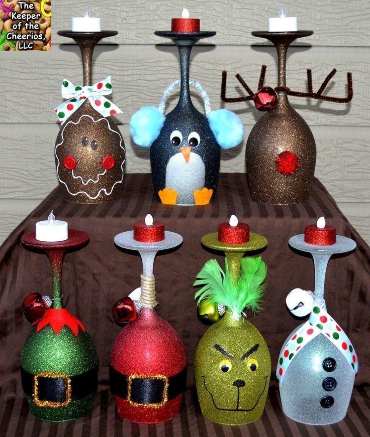 19+1 πρωτότυπες ιδέες για χειροποίητα και οικονομικά Χριστουγεννιάτικα στολίδια