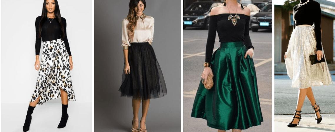 Υπέροχες επιλογές σε outfits για τα Χριστούγεννα