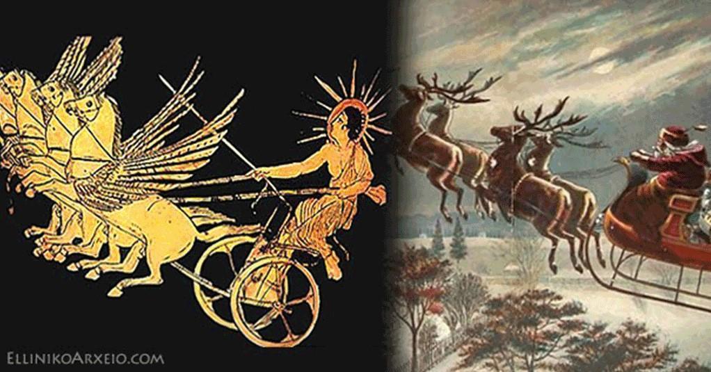 Ηλιούγεννα: Το αρχαίο Ελληνικό έθιμο των Χριστουγέννων