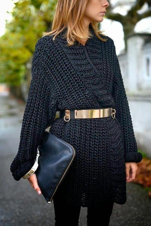 20+ υπέροχα σύνολα για εσένα που αγαπάς το μαύρο χρώμα