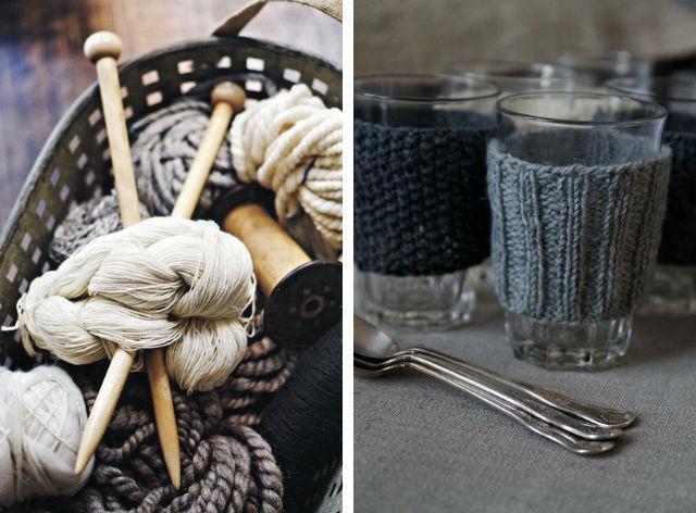 Πλέξιμο και διακόσμηση, για τις κρύες νύχτες του χειμώνα