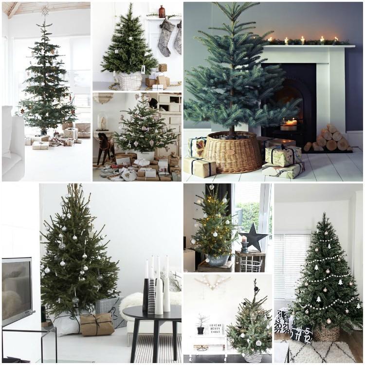 Φανταστικές ιδέες σκανδιναβικού Χριστουγεννιάτικου δέντρου