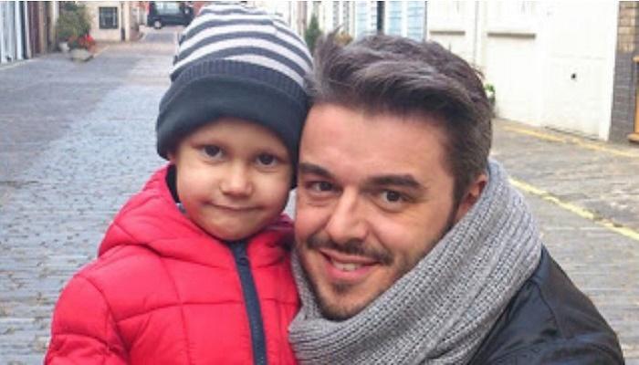 Νίκησε τον καρκίνο το βαφτιστήρι του Πέτρου Πολυχρονίδη