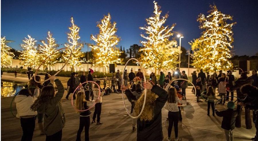 9+1 καλοί λόγοι που τα παιδιά πρέπει να επισκεφθούν τον Χριστουγεννιάτικο κόσμο του ΚΠΙΣΝ
