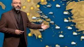 Καιρός: Πού θα χιονίσει; Η ανάλυση του Σάκη Αρναούτογλου (video)