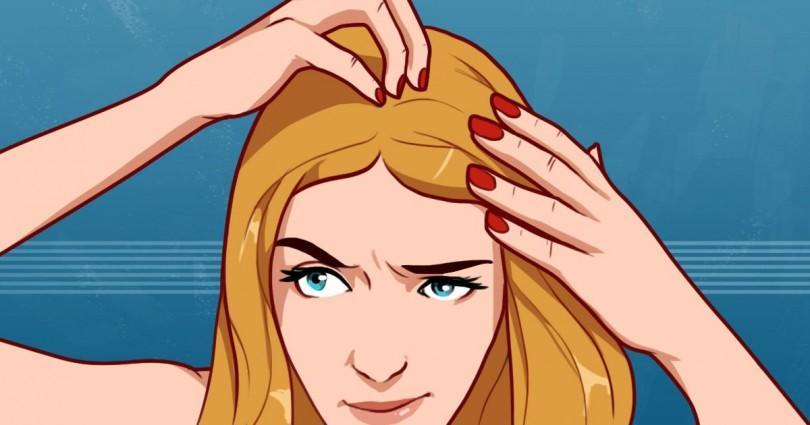 Αισθάνεστε ότι σας πέφτουν τρίχες και ότι αραιώνουν τα μαλλιά σας; Να τι πρέπει να κάνετε για να σωθείτε
