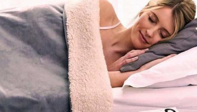 Μήπως κοιμάσαι με ηλεκτρική κουβέρτα; Nα τι πρέπει να προσέξεις
