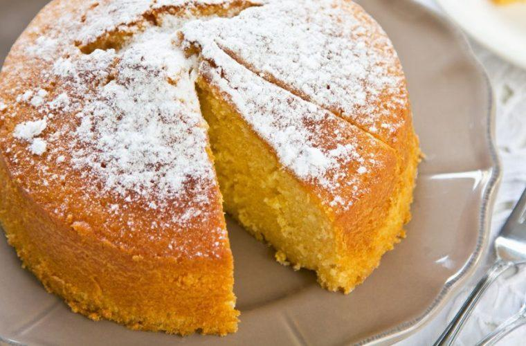 Η πιο εύκολη βασιλόπιτα κέικ με πορτοκάλι από τον Βασίλη Καλλίδη!
