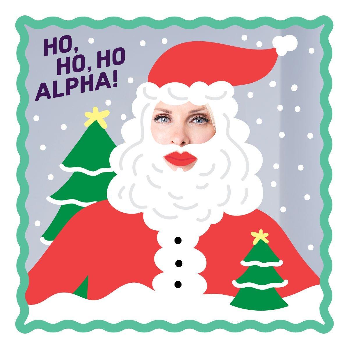 Αγνώριστη η… χριστουγεννιάτικη Ελένη Μενεγάκη!