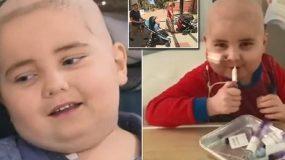 Παιδί 4 ετών νίκησε τη λευχαιμία και θα πάει σπίτι του για τα Χριστούγεννα μετά από 18 μήνες στα νοσοκομεία