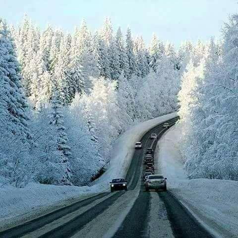 29+1 μέρη στην Ελλάδα που θυμίζουν παραμύθι τον χειμώνα