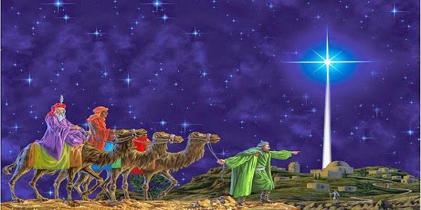 Εκ της Περσίας έρχονται οι 3 μάγοι με τα Δώρα ... !!!