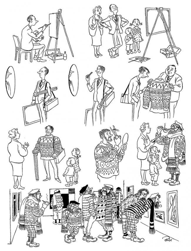 Πως περνάει η Μαμά τη Πρωτοχρονιά vs Πως περνάει η Υπόλοιπη Οικογένεια! (+15 Σκίτσα ακόμη που δείχνουν τη Τρέλα του Κόσμου μας)