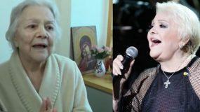 Μαίρη Λίντα: Η συγκινητική εξομολόγηση της μέσα από το γηροκομείο! (Βίντεο)
