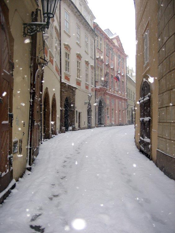 Για αυτό η Πράγα τον χειμώνα είναι η ωραιότερη πόλη της Ευρώπης