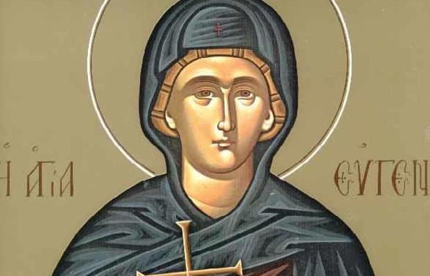 Αγία Ευγενία: Η άγνωστη ιστορία της!