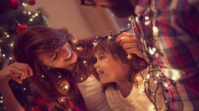 Γιατί τα Χριστούγεννα είναι ομορφότερα όταν έχεις παιδιά