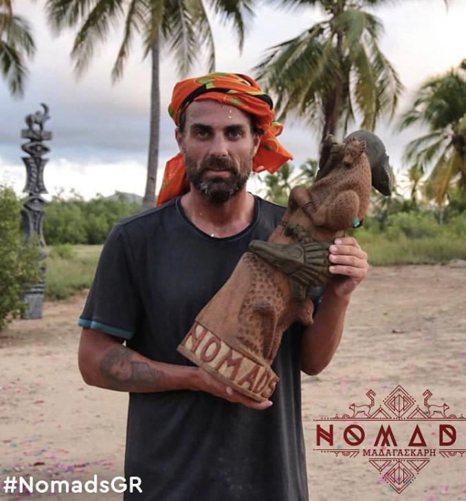 Κι όμως! Αυτός είναι ο μεγάλος νικητής του Nomads 2