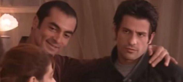 17 χρόνια μετά το «Είσαι το ταίρι μου», Αλέκος Συσσοβίτης και Αλέξης Γεωργούλης ποζάρουν μαζί [εικόνα]