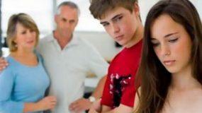 Γονείς: Με λίγη προσπάθεια, ψυχραιμία και σωστή επικοινωνία η μπόρα θα περάσει...
