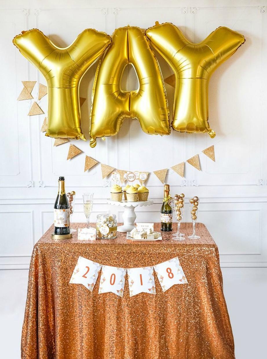 9+1 Τρικς για το πιο Όμορφο Πρωτοχρωνιάτικο Τραπέζι