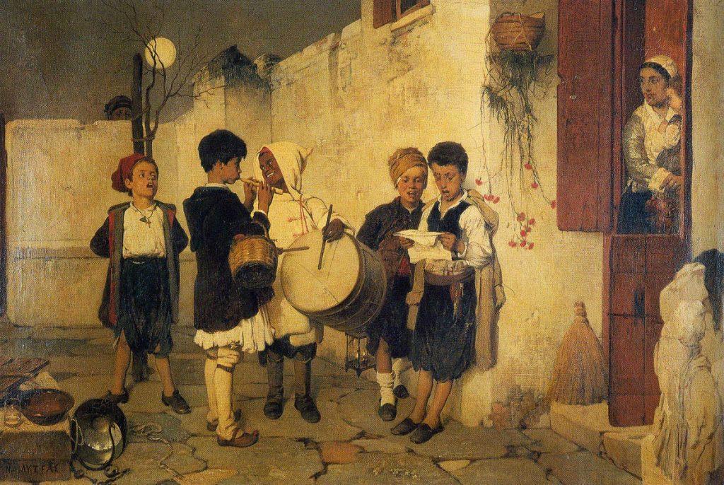 Τα παράξενα ηθη και έθιμα την Πρωτοχρονιά στην Ελλάδα!