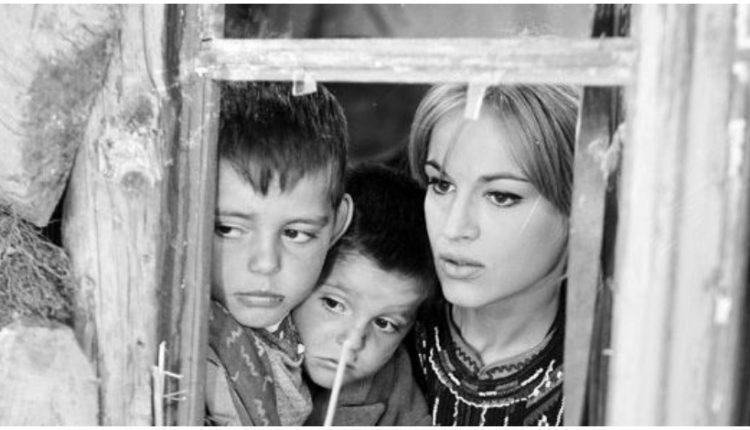 Μέμα Σταθοπούλου. Η γοητευτική σκληρή του κινηματογράφου που αποσύρθηκε για να αφοσιωθεί στα παιδιά της