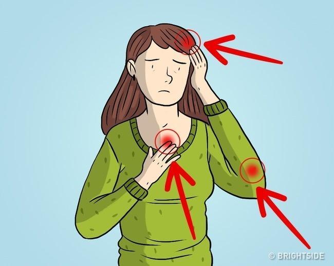 Ψυχοσωματικά Συμπτώματα: Όταν η ψυχή «ξεσπά» στο σώμα!