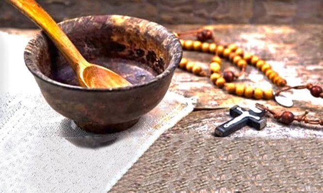 Γιατί στη νηστεία των Θεοφανείων δεν τρώμε ούτε λάδι