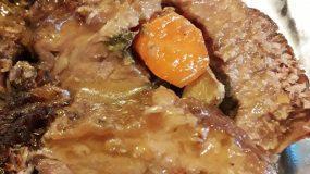 Ρόλο μοσχάρι στην κατσαρόλα