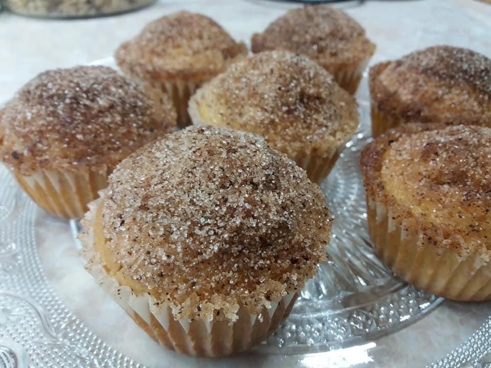 Πεντανόστιμα donut muffins για το πάρτι του παιδιού σας!