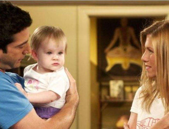 Θυμάστε την κόρη της Ρέιτσελ και του Ρος; Δείτε πως είναι σήμερα!