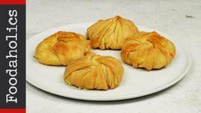 Ιδιαίτερα Ινδικά πιτάκια (Samosa)