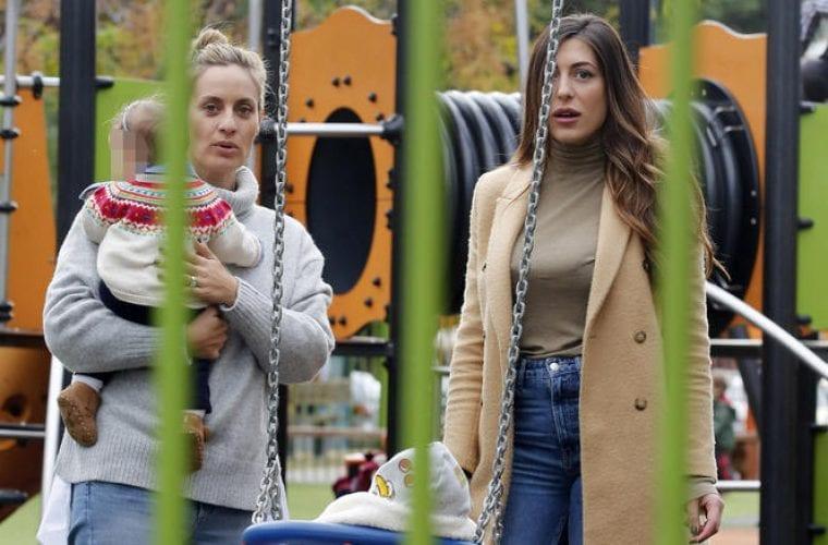 Ελεονώρα – Φλορίντα με τις κόρες τους: Τι είδαν οι μαμάδες και τρόμαξαν;