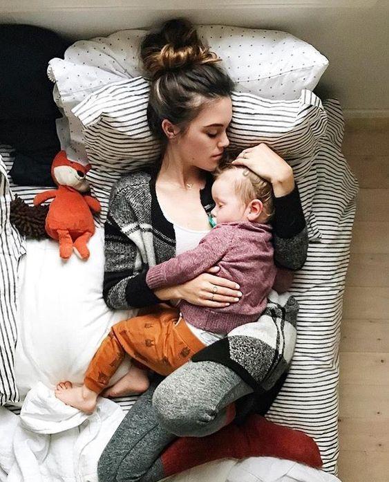 14 σημάδια που δείχνουν ότι είσαι πολύ καλή μαμά