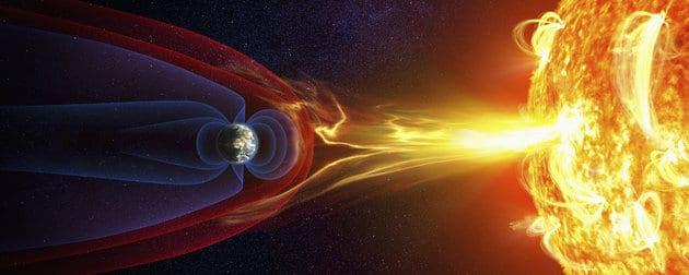 To μαγνητικό πεδίο της Γης συμπεριφέρεται περίεργα, και οι γεωλόγοι δεν είναι σίγουροι γιατί