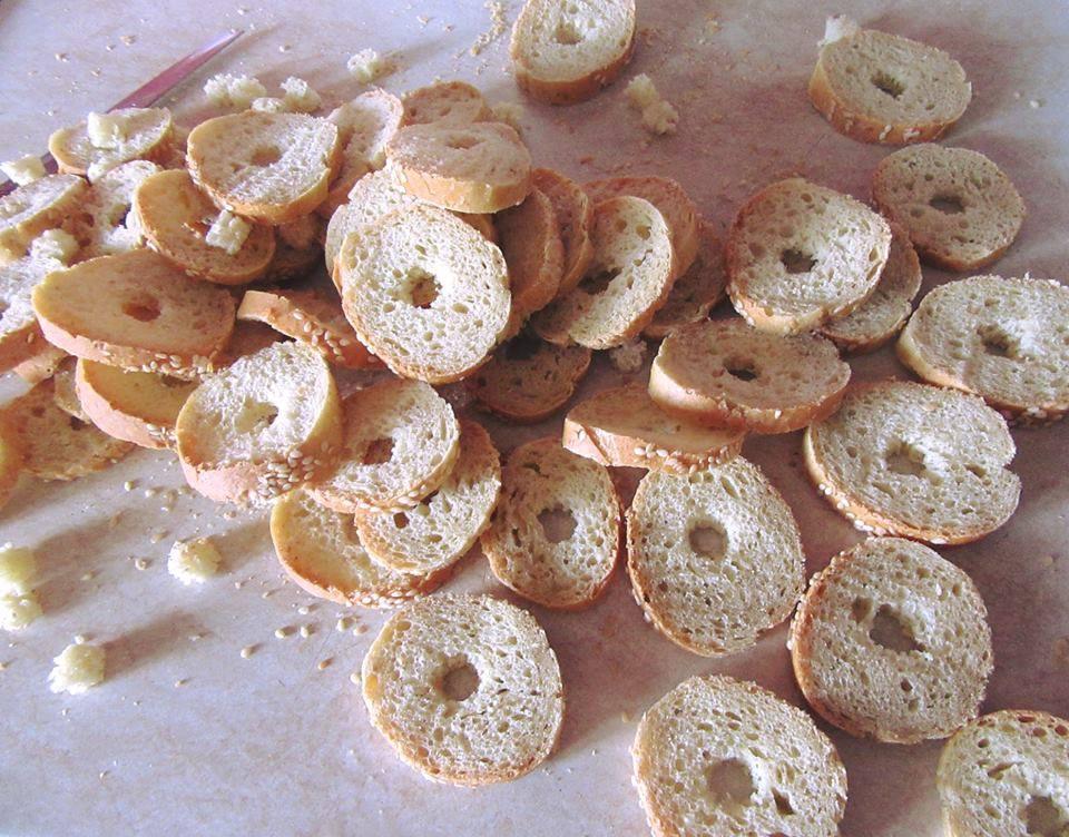 Σπιτικά bake rolls μεσογειακά!!!