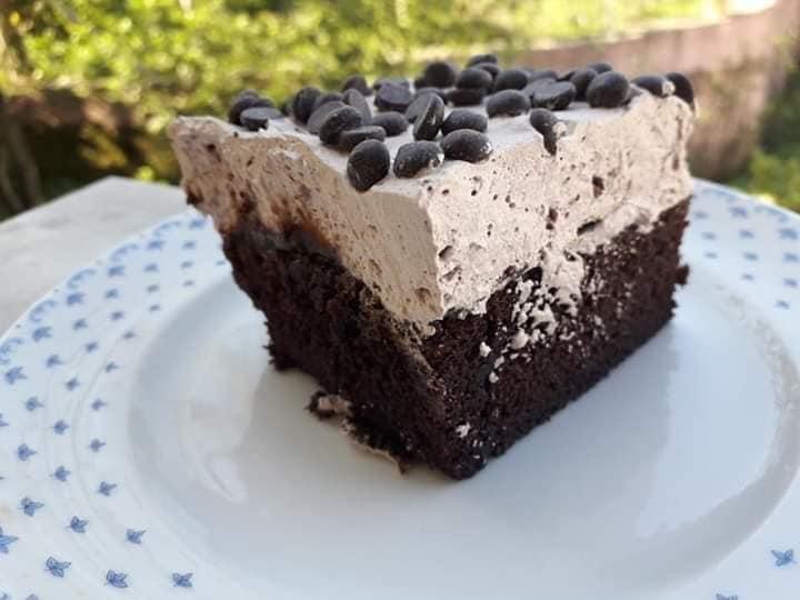 Μπειλις κέικ!!!Baileys cake 💖💖💖💖