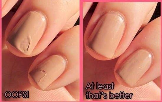 11+1 κόλπα που θα αλλάξουν τον τρόπο που φτιάχνετε τα νύχια σας. Το 3ο θα σας λύσει τα χέρια!