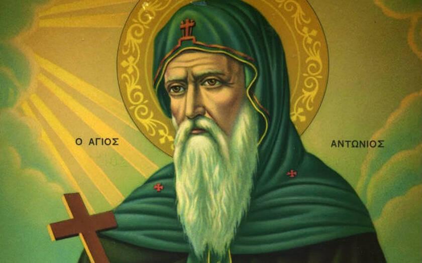 Άγιος Αντώνιος: Ο Άγιος που διώχνει τα δαιμόνια και η πανίσχυρη Προσευχή!