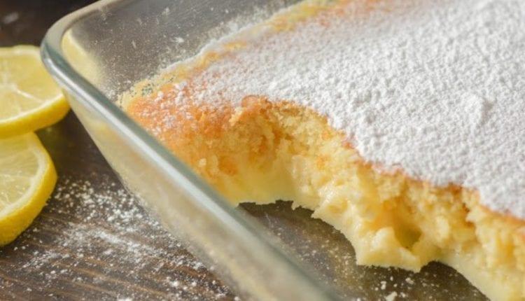 Δεν είναι κέικ, δεν είναι πουτίγκα, είναι κάτι από τα δύο